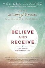 Believe and Receive