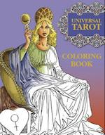 Universal Tarot Coloring Book