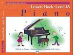 Alfred's Basic Piano Lesson Book Level 1A (Alfred's Basic Piano Library, nr. 1)