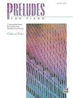 Preludes for Piano, Bk 1 af Catherine Rollin