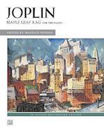 Maple Leaf Rag (Alfred Masterwork Editions)