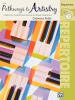 Pathways to Artistry, Repertoire, Book 3 af Catherine Rollin