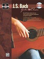 J.S. Bach Guitar Tab Classics (Basix R)