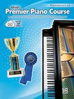 Premier Piano Course Performance 2a