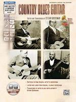 Country Blues Guitar (Stefan Grossman's Early Masters of American Blues Guitar)