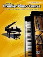 Alfred's Premier Piano Course, Lesson 1B