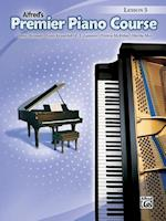Alfred's Premier Piano Course Lesson 3 (Premier Piano Course)