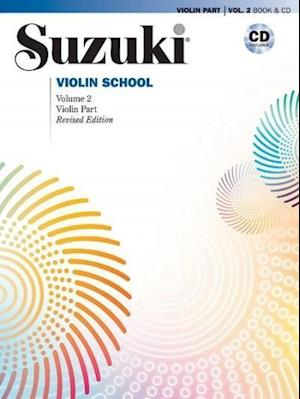Bog, sampak Suzuki Violin School: Violin Part, Volume 2 af Alfred Publishing