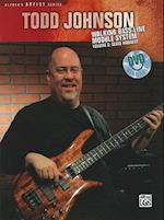 Todd Johnson Walking Bass Line Module System (Alfred's Artist Series, nr. 2)