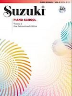 Suzuki Piano School (The Suzuki Method Core Materials, nr. 2)