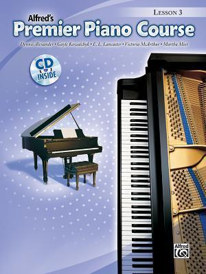 Bog, paperback Alfred's Premier Piano Course Lesson Book 3 af Victoria McArthur, Martha Mier, Gayle Kowalchyk