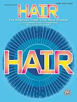 Hair Broadway Version Vocal Selections for Piano/Vocal/chords