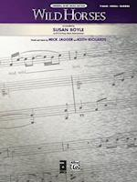 Wild Horses (Original Sheet Music Editions)