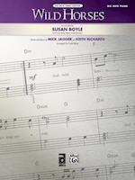 Wild Horses, Big Note Piano Edition