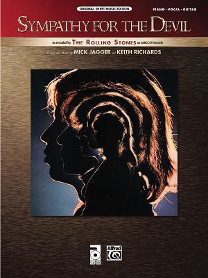 Bog paperback Sympathy for the Devil af Keith Richards Mick Jagger Rolling Stones