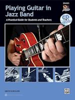 Playing Guitar in Jazz Band af David Sinclair