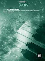 Baby af Alfred Publishing, Justin Bieber