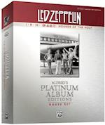Led Zeppelin Authentic Guitar Tab Edition Boxed Set (Alfred's Platinum Album Editions)