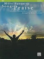 More Favorite Songs of Praise af Michael Lawrence