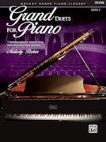 Grand Duets for Piano af Melody Bober