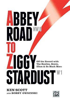 Bog, hardback Abbey Road to Ziggy Stardust af Ken Scott