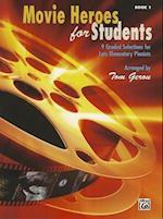Movie Heroes for Students af Tom Gerou