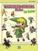 The Legend of Zelda Series for Guitar (The Legend of Zelda)