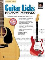 Guitar Licks Encyclopedia
