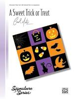 A Sweet Trick or Treat (Signature)