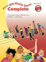 Alfred's Kid's Ukulele Course Complete (Alfreds Kids Course)