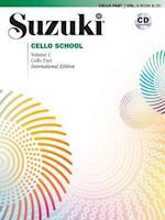 Suzuki Cello School, Vol 1 (Suzuki Cello School, nr. 1)