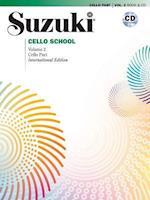 Suzuki Cello School, Vol 2 (Suzuki Cello School, nr. 2)