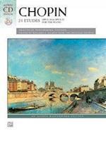 Chopin 24 Etudes af Frédéric Chopin