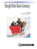 Sleigh Ride Duet Fantasy af LeRoy Anderson