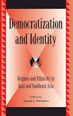 Democratization and Identity af John Lie, Jacques Bertrand, Kanishka Goonewardena