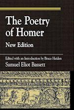 The Poetry of Homer af Gregory Nagy, Bruce Heiden