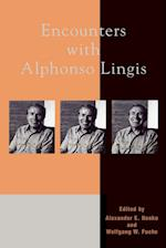 Encounters with Alphonso Lingis af Gerald Majer, Thomas L Dumm, David D Karnos