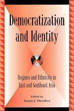 Democratization and Identity af Daniel A Bell, Andre Laliberte, Dru C Gladney