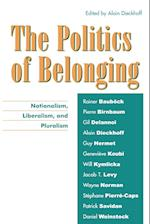 The Politics of Belonging af Wayne Norman, Pierre Birnbaum, Stephane Pierre Caps