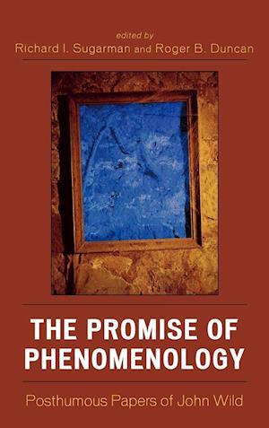 The Promise of Phenomenology