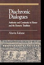Diachronic Dialogues (Greek Studies-Interdisciplinary Approaches)