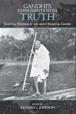 Gandhi's Experiments with Truth