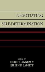 Negotiating Self-Determination af Allen Buchanan, Paul Collier