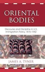 Oriental Bodies af James A. Tyner
