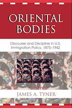 Oriental Bodies af James A. Tyner