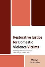 Restorative Justice for Domestic Violence Victims