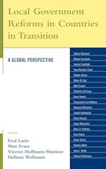 Local Government Reforms in Countries in Transition af Terry Nichols Clark, Gideon Doron, Hellmut Wollmann