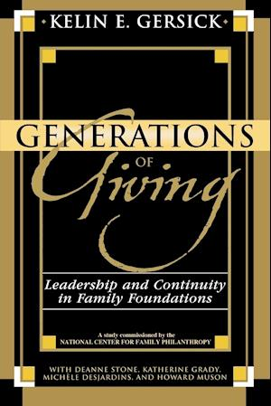 Generations of Giving
