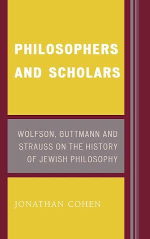 Philosophers and Scholars