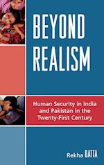 Beyond Realism (Studies in Public Policy)